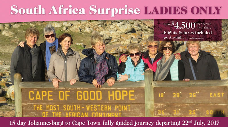 Ladies only South African Surprise